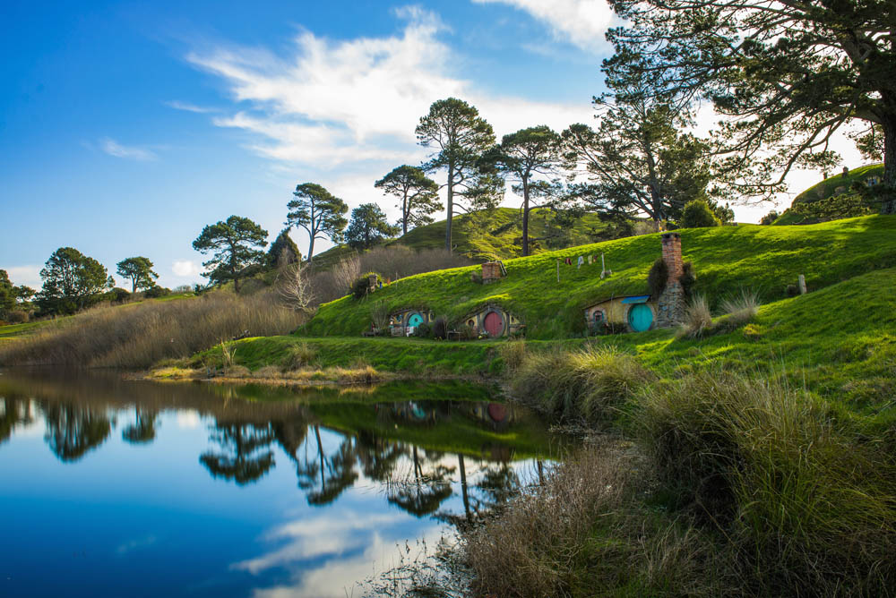 Hobbiton Site and Experience Optimisation Analysis